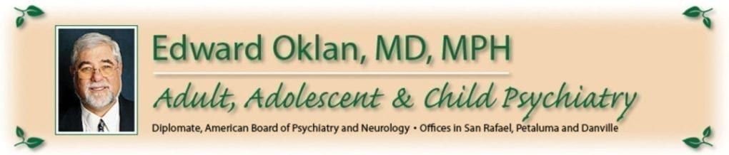 Dr Edward Oklan, MD, MPH | Marin, Sonoma, Contra Costa